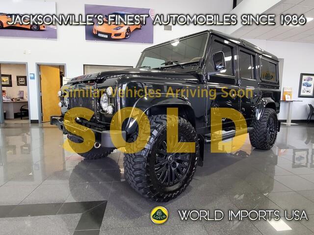 1992 Land Rover Defender (CC-1533826) for sale in Jacksonville, Florida