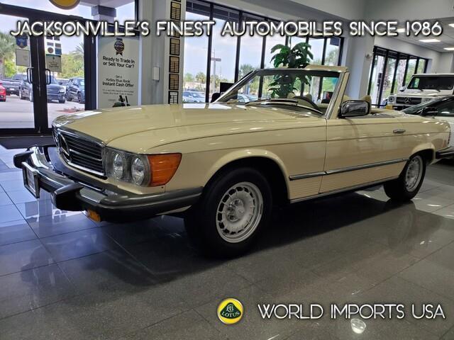 1979 Mercedes-Benz 450SL (CC-1533827) for sale in Jacksonville, Florida