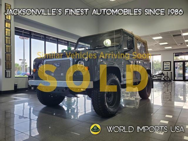 1991 Land Rover Defender (CC-1533828) for sale in Jacksonville, Florida