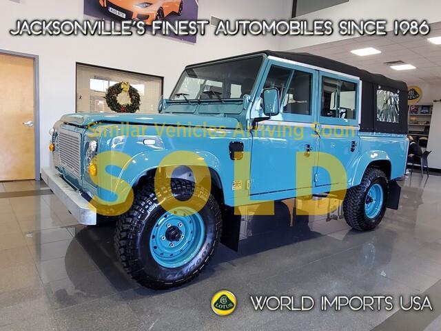 1991 Land Rover Defender (CC-1533829) for sale in Jacksonville, Florida