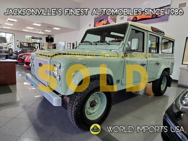 1994 Land Rover Defender (CC-1533830) for sale in Jacksonville, Florida