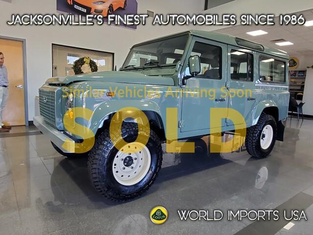 1995 Land Rover Defender (CC-1533831) for sale in Jacksonville, Florida
