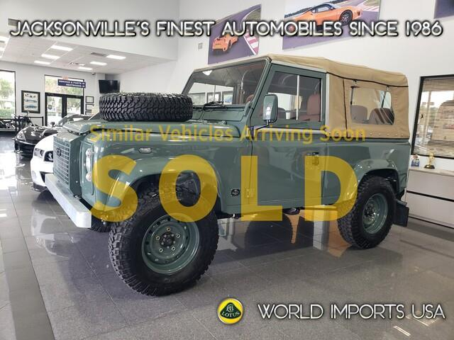 1995 Land Rover Defender (CC-1533832) for sale in Jacksonville, Florida