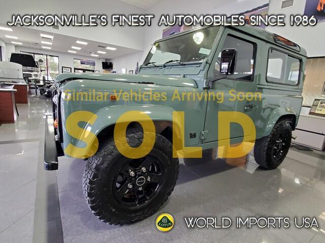 1995 Land Rover Defender (CC-1533833) for sale in Jacksonville, Florida
