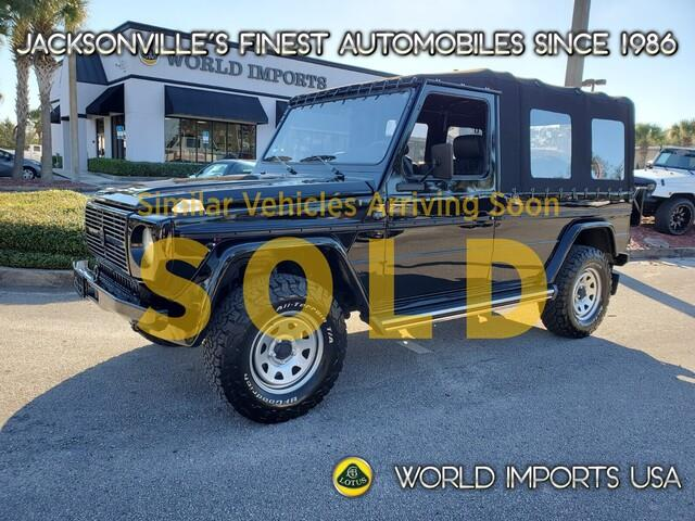 1993 Mercedes-Benz G-Class (CC-1533836) for sale in Jacksonville, Florida