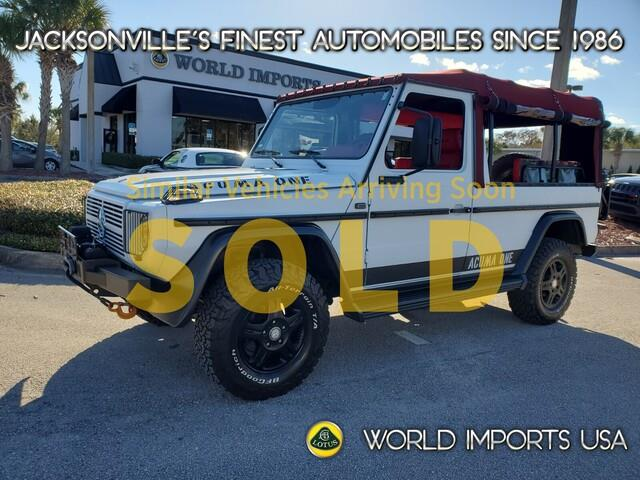 1991 Mercedes-Benz G-Class (CC-1533837) for sale in Jacksonville, Florida