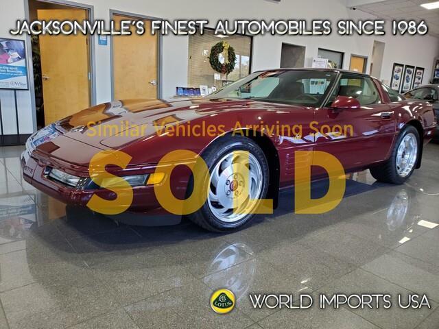 1993 Chevrolet Corvette (CC-1533838) for sale in Jacksonville, Florida
