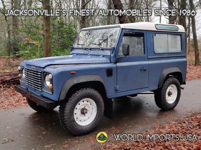 1992 Land Rover Defender (CC-1533839) for sale in Jacksonville, Florida