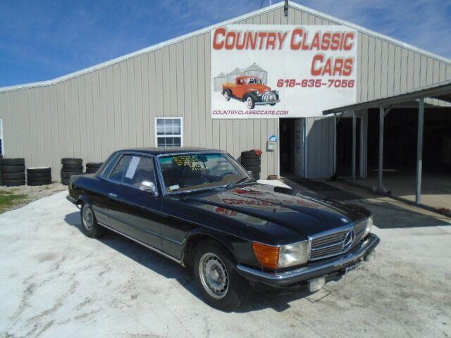 1972 Mercedes-Benz 350 (CC-1530384) for sale in Staunton, Illinois