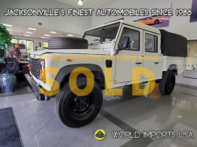 1994 Land Rover Defender (CC-1533841) for sale in Jacksonville, Florida