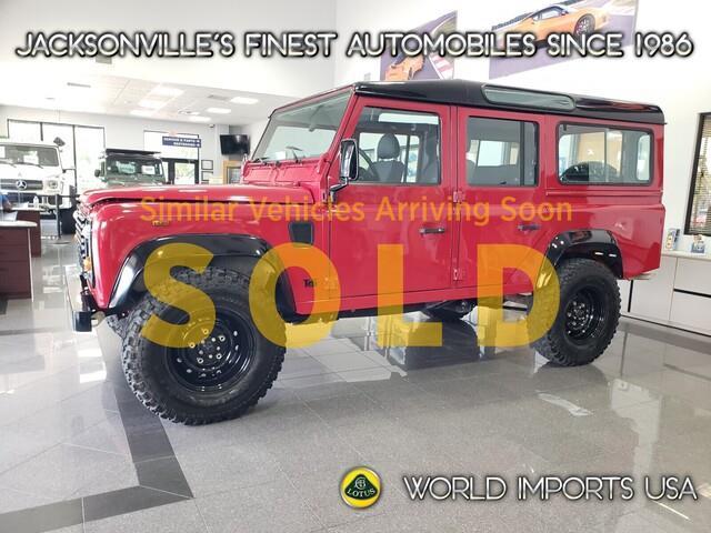 1993 Land Rover Defender (CC-1533843) for sale in Jacksonville, Florida