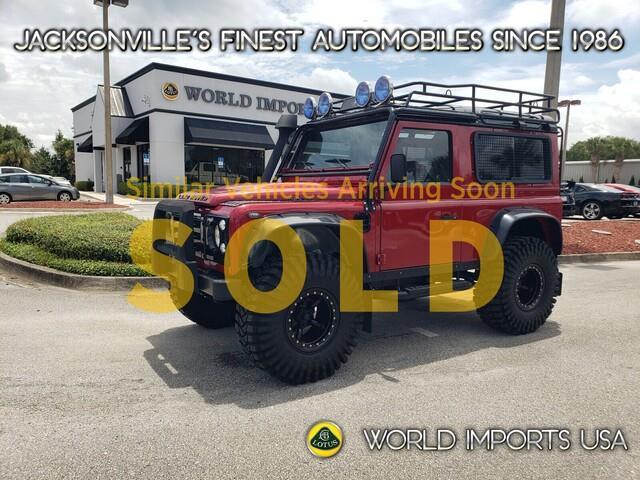 1991 Land Rover Defender (CC-1533845) for sale in Jacksonville, Florida