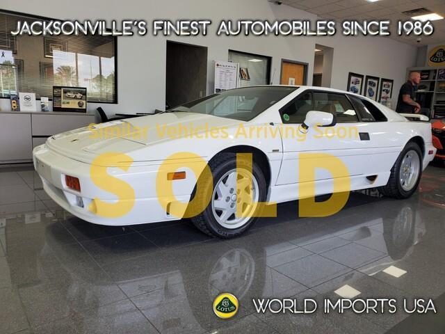1989 Lotus Esprit (CC-1533846) for sale in Jacksonville, Florida