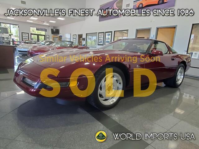1993 Chevrolet Corvette (CC-1533848) for sale in Jacksonville, Florida