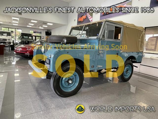 1956 Land Rover Series I (CC-1533849) for sale in Jacksonville, Florida