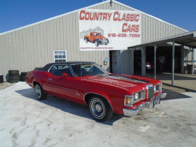 1973 Mercury Cougar (CC-1530385) for sale in Staunton, Illinois