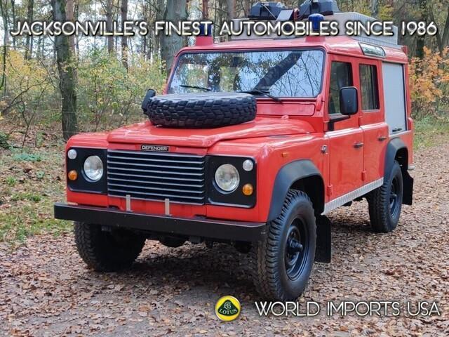 1992 Land Rover Defender (CC-1533850) for sale in Jacksonville, Florida