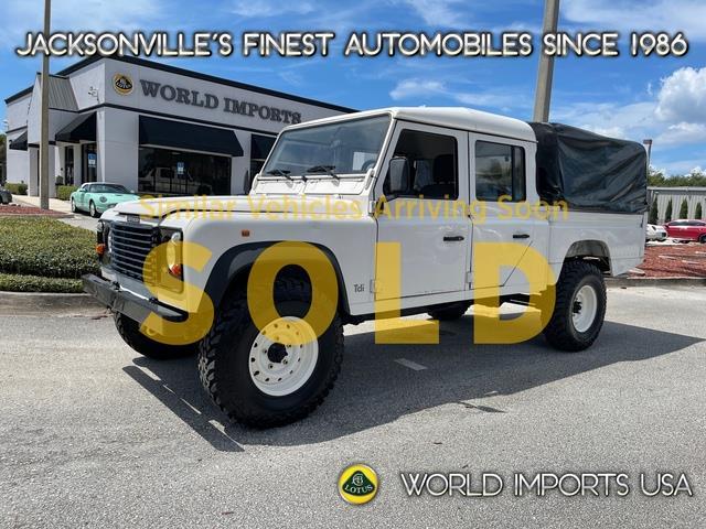 1995 Land Rover Defender (CC-1533851) for sale in Jacksonville, Florida