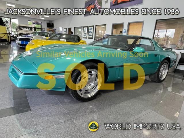 1990 Chevrolet Corvette (CC-1533852) for sale in Jacksonville, Florida