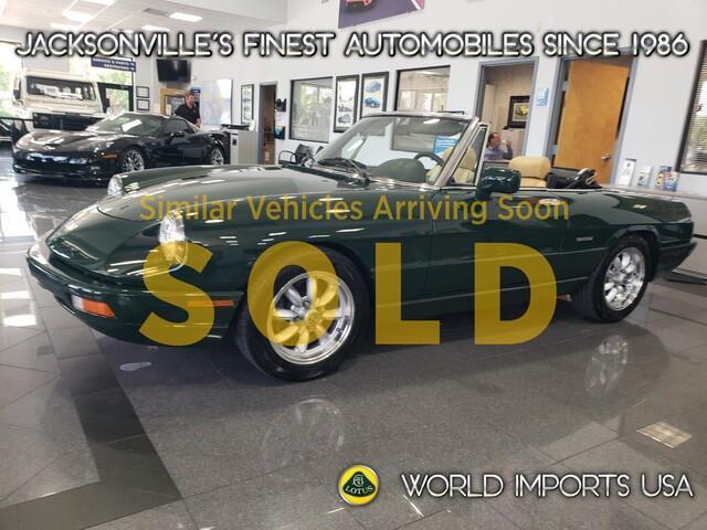 1992 Alfa Romeo Spider (CC-1533853) for sale in Jacksonville, Florida