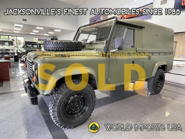 1986 Land Rover Defender (CC-1533854) for sale in Jacksonville, Florida