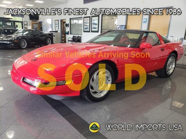 1994 Chevrolet Corvette (CC-1533858) for sale in Jacksonville, Florida