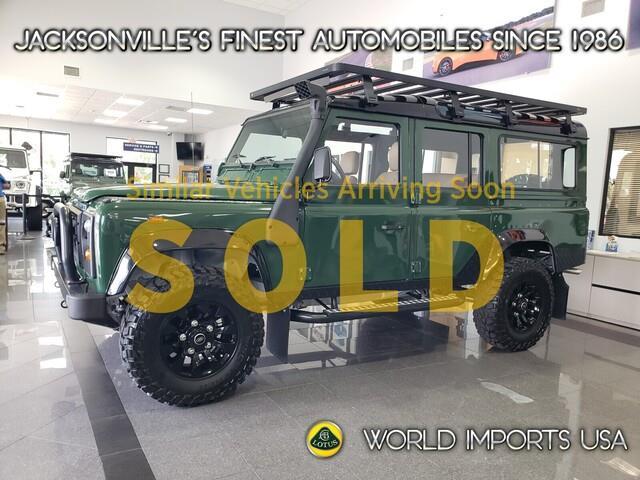1993 Land Rover Defender (CC-1533859) for sale in Jacksonville, Florida
