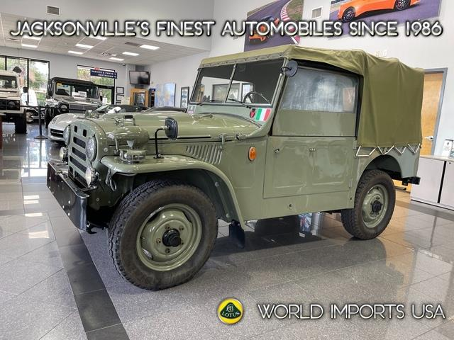 1982 Fiat Campagnola (CC-1533865) for sale in Jacksonville, Florida