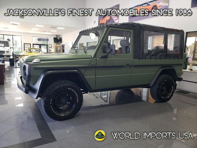 1995 Mercedes-Benz G-Class (CC-1533868) for sale in Jacksonville, Florida