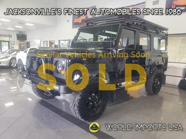 1991 Land Rover Defender (CC-1533870) for sale in Jacksonville, Florida