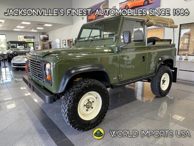 1990 Land Rover Defender (CC-1533871) for sale in Jacksonville, Florida