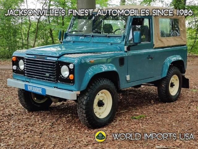 1991 Land Rover Defender (CC-1533872) for sale in Jacksonville, Florida