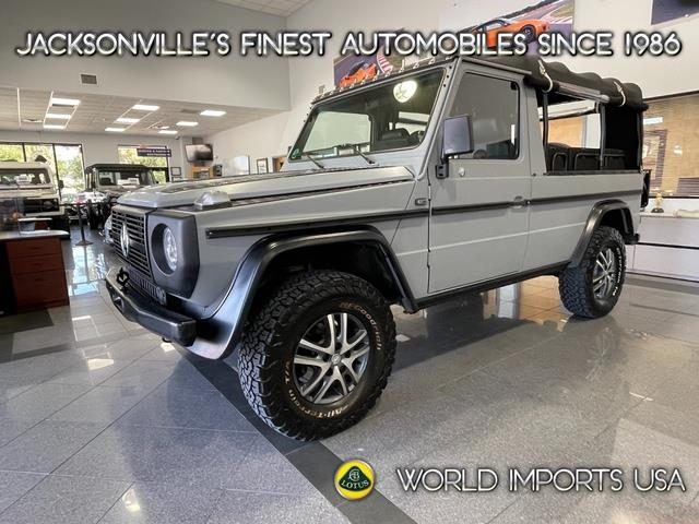 1995 Mercedes-Benz G-Class (CC-1533878) for sale in Jacksonville, Florida