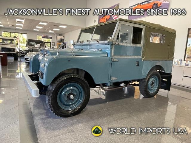 1958 Land Rover Series I (CC-1533883) for sale in Jacksonville, Florida