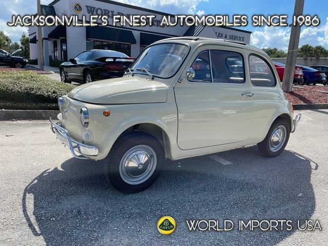1969 Fiat 500L (CC-1533884) for sale in Jacksonville, Florida