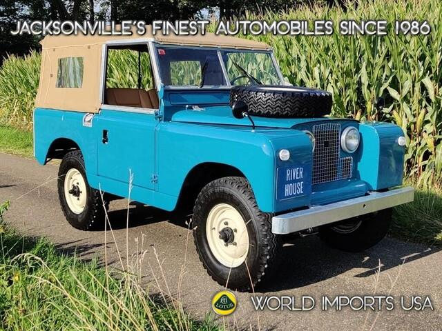 1967 Land Rover Series II (CC-1533887) for sale in Jacksonville, Florida