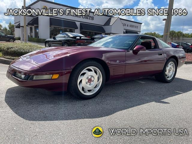 1993 Chevrolet Corvette (CC-1533890) for sale in Jacksonville, Florida