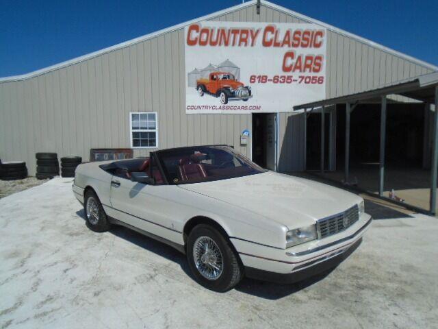 1990 Cadillac Allante (CC-1530392) for sale in Staunton, Illinois