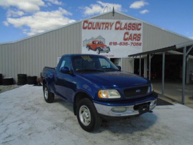 1997 Ford F150 (CC-1530395) for sale in Staunton, Illinois
