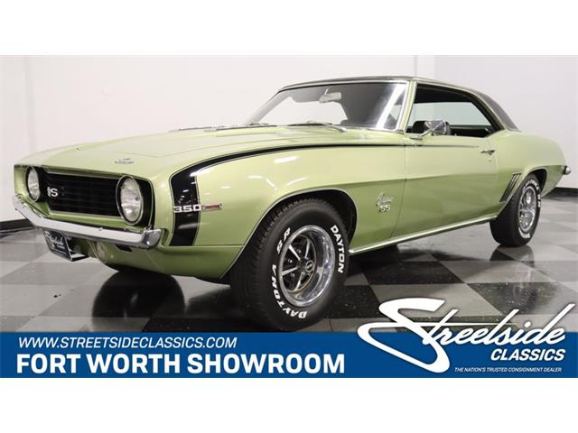 1969 Chevrolet Camaro (CC-1530040) for sale in Ft Worth, Texas