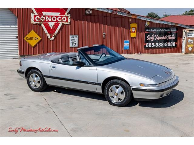 1990 Buick Reatta (CC-1530404) for sale in Lenoir City, Tennessee