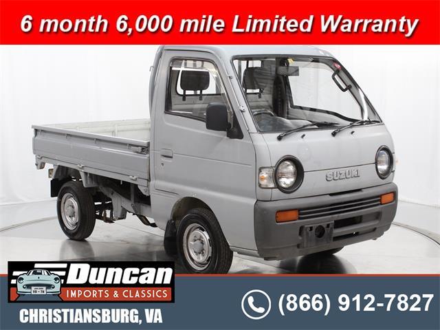 1994 Suzuki Carry (CC-1530405) for sale in Christiansburg, Virginia