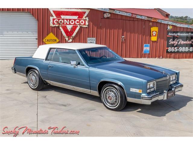1985 Cadillac Eldorado (CC-1530407) for sale in Lenoir City, Tennessee