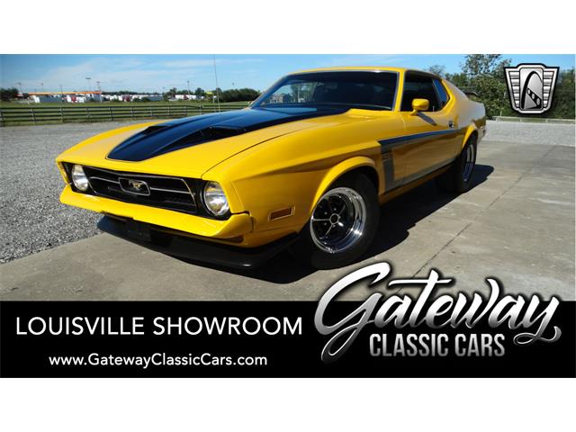 1971 Ford Mustang (CC-1530408) for sale in O'Fallon, Illinois