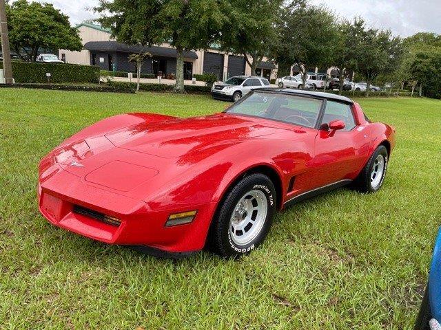 1980 Chevrolet Corvette (CC-1530410) for sale in Winter Garden, Florida