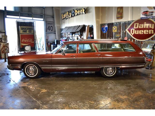 1973 Chrysler Town & Country (CC-1530419) for sale in Redmond, Oregon
