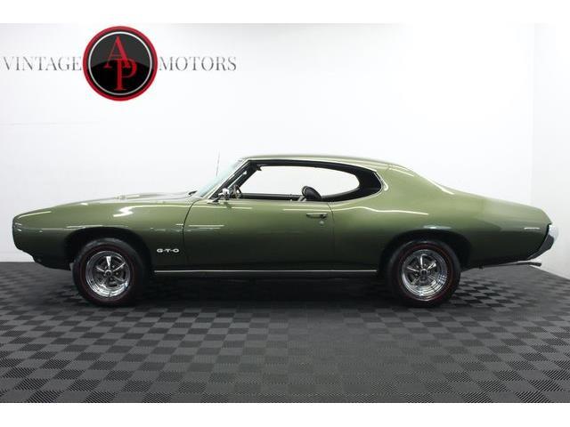 1969 Pontiac GTO (CC-1530423) for sale in Statesville, North Carolina