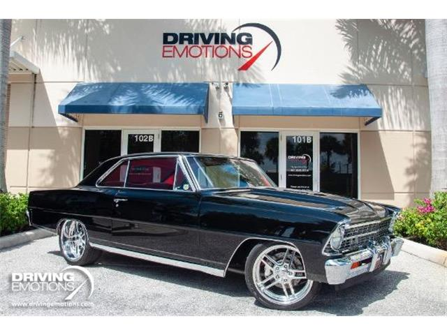 1967 Chevrolet Nova (CC-1530424) for sale in West Palm Beach, Florida