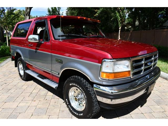 1994 Ford Bronco (CC-1530429) for sale in Lakeland, Florida