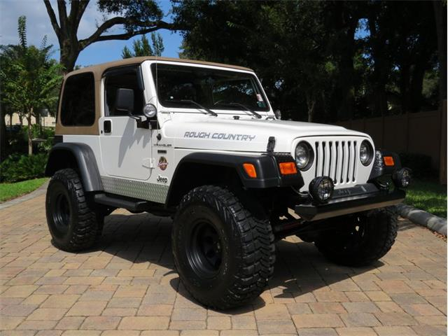 2002 Jeep Wrangler (CC-1530436) for sale in Lakeland, Florida